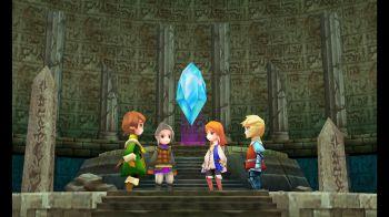 Nuovo trailer per la versione PSP di Final Fantasy III
