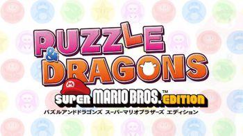 Nuovo trailer di Puzzle & Dragons Super Mario Bros Edition