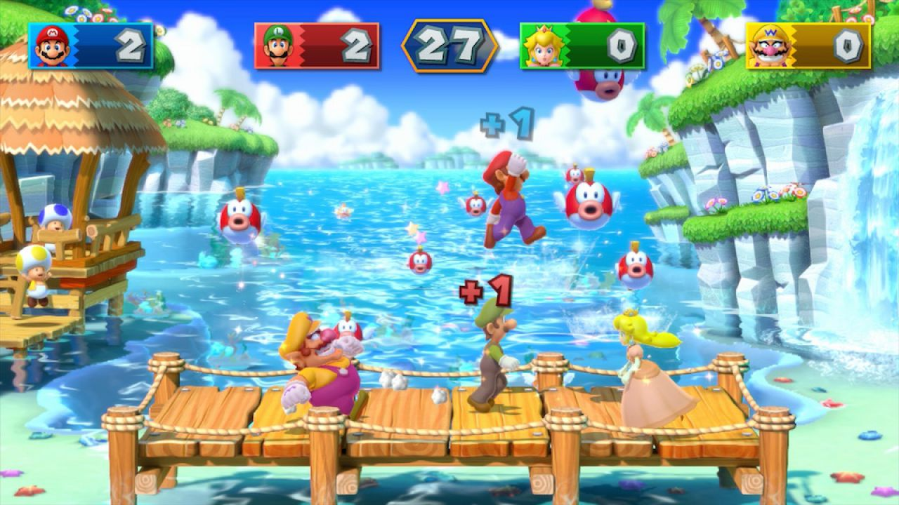 Nuovo trailer e spot TV giapponese di Mario Party 10