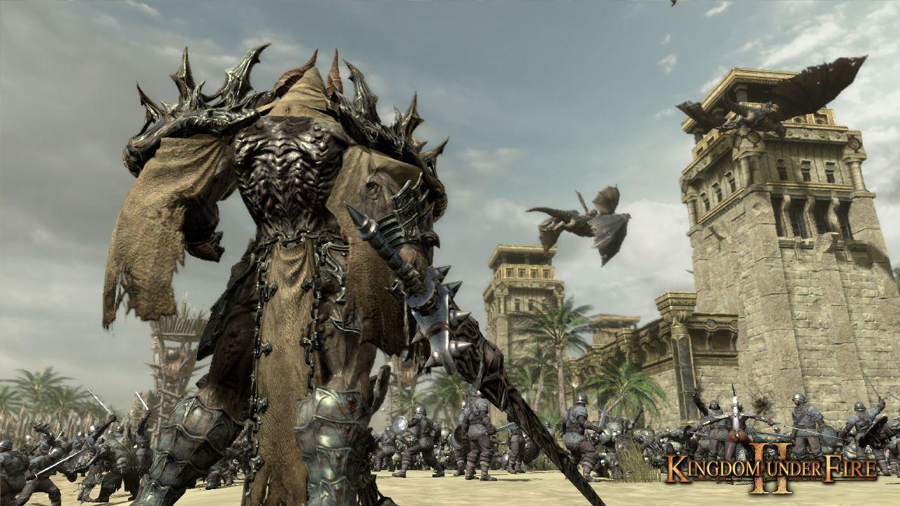 Nuovo trailer e video di gameplay per Kingdom Under Fire II