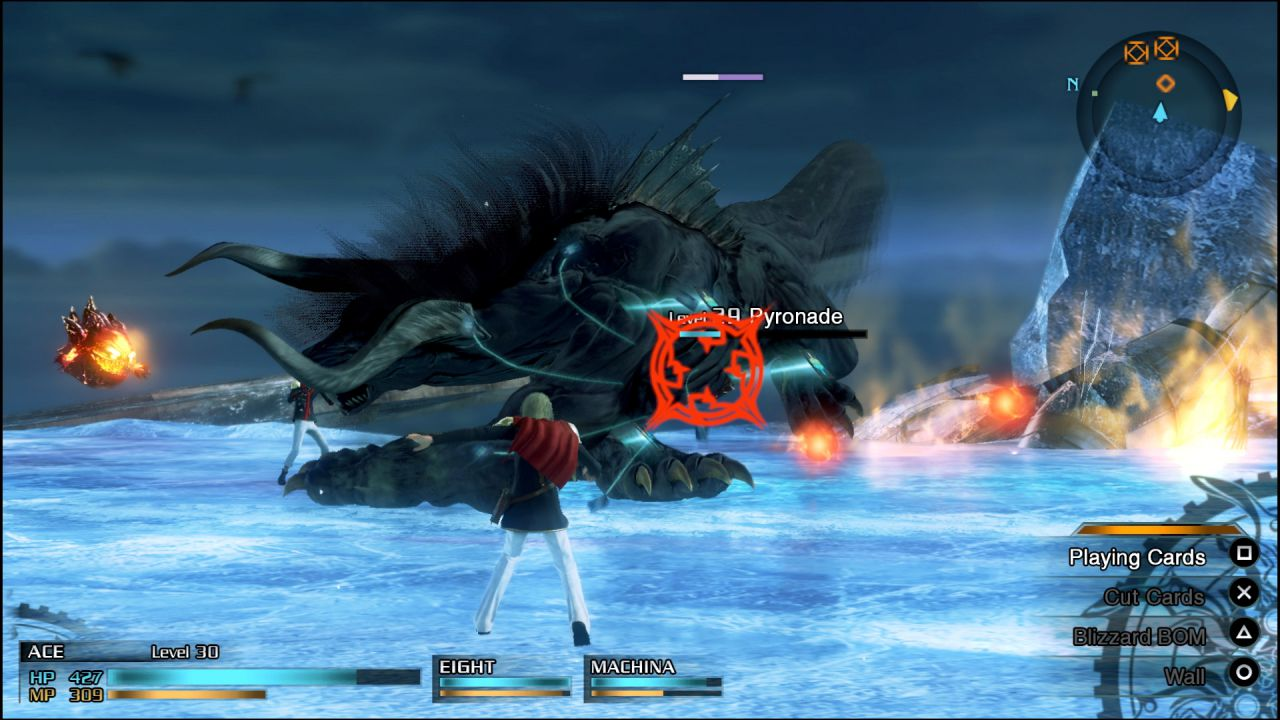Nuovo video gameplay per Final Fantasy Type-0 HD