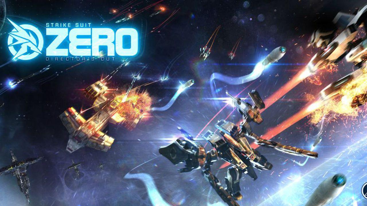 Nuovo video gameplay per Strike Suit Zero