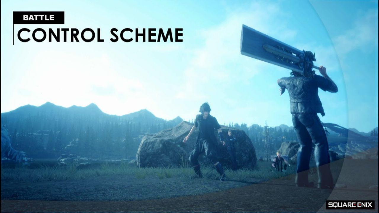 Nuovo video gameplay tratto dalla demo di Final Fantasy 15