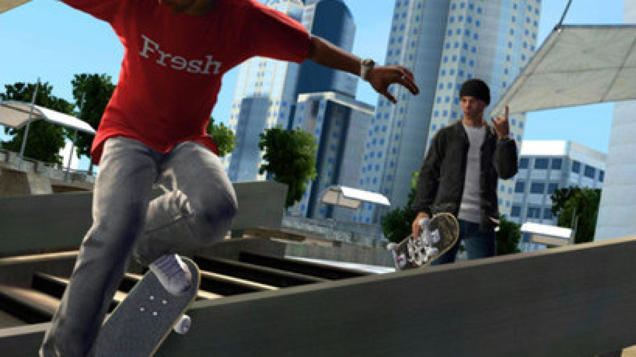Nuovo video per l'imminente Skate 3