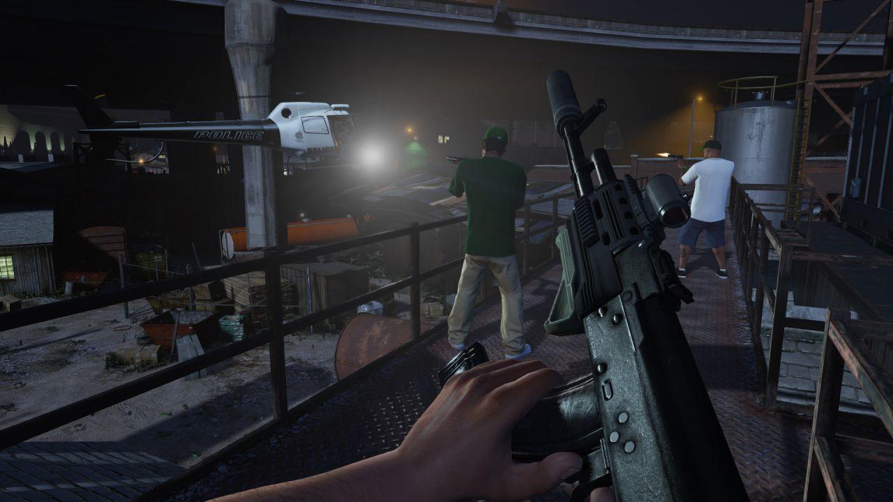 Nvidia e AMD si preparano al lancio di Grand Theft Auto 5 su PC