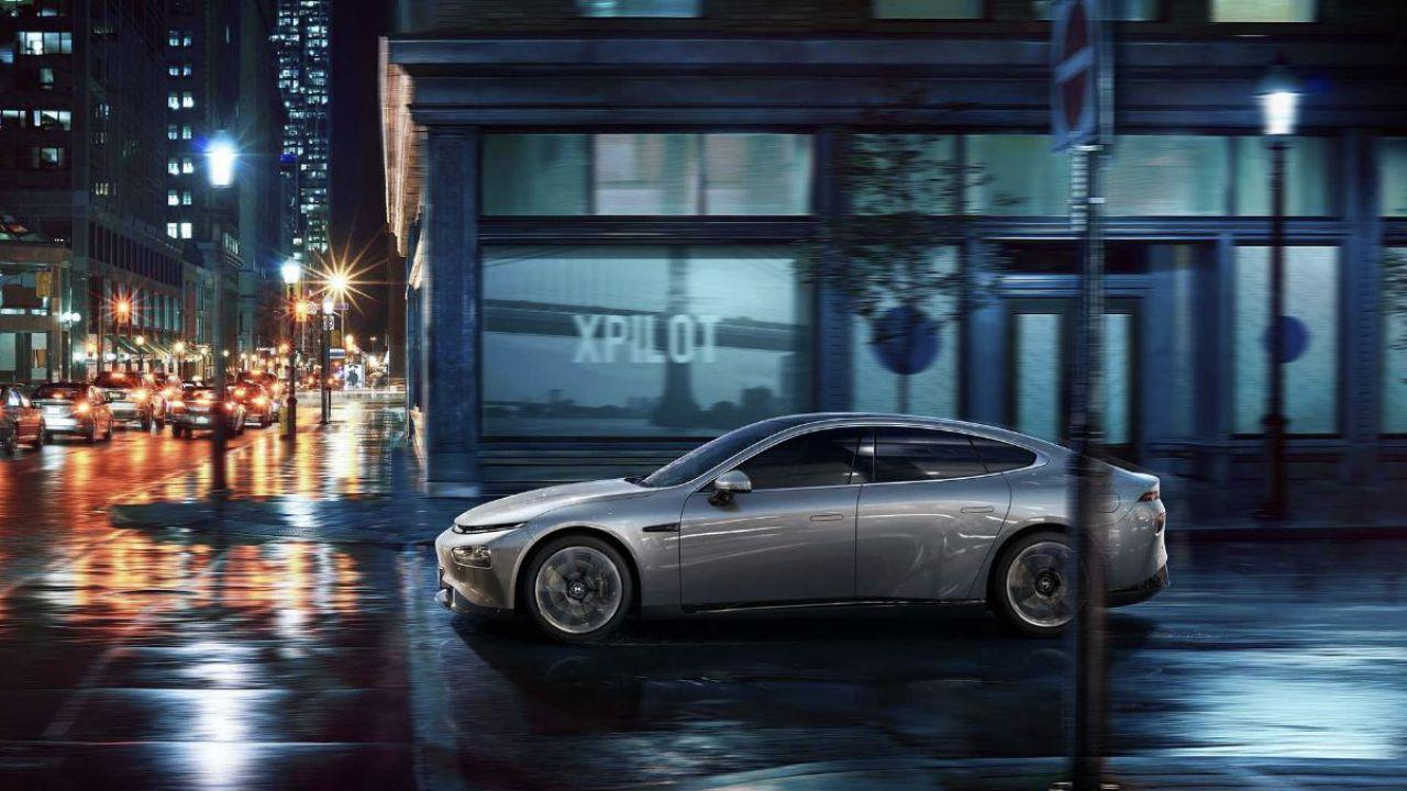 NVIDIA fornirà la tecnologia per la guida autonoma della Xpeng P7