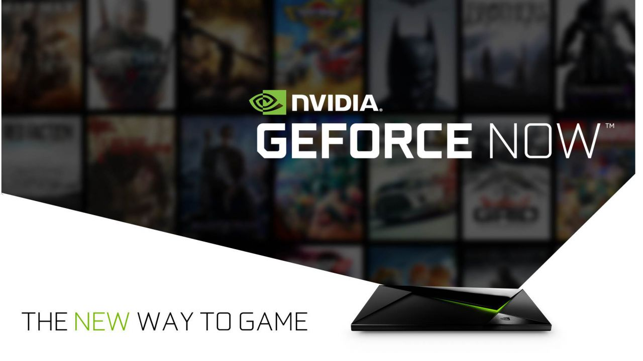NVidia Grid diventa Geforce Now