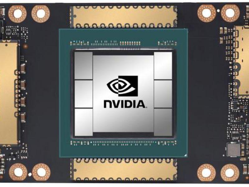 NVIDIA presenta A100, la prima GPU Ampere destinata all'utilizzo scientifico e industriale