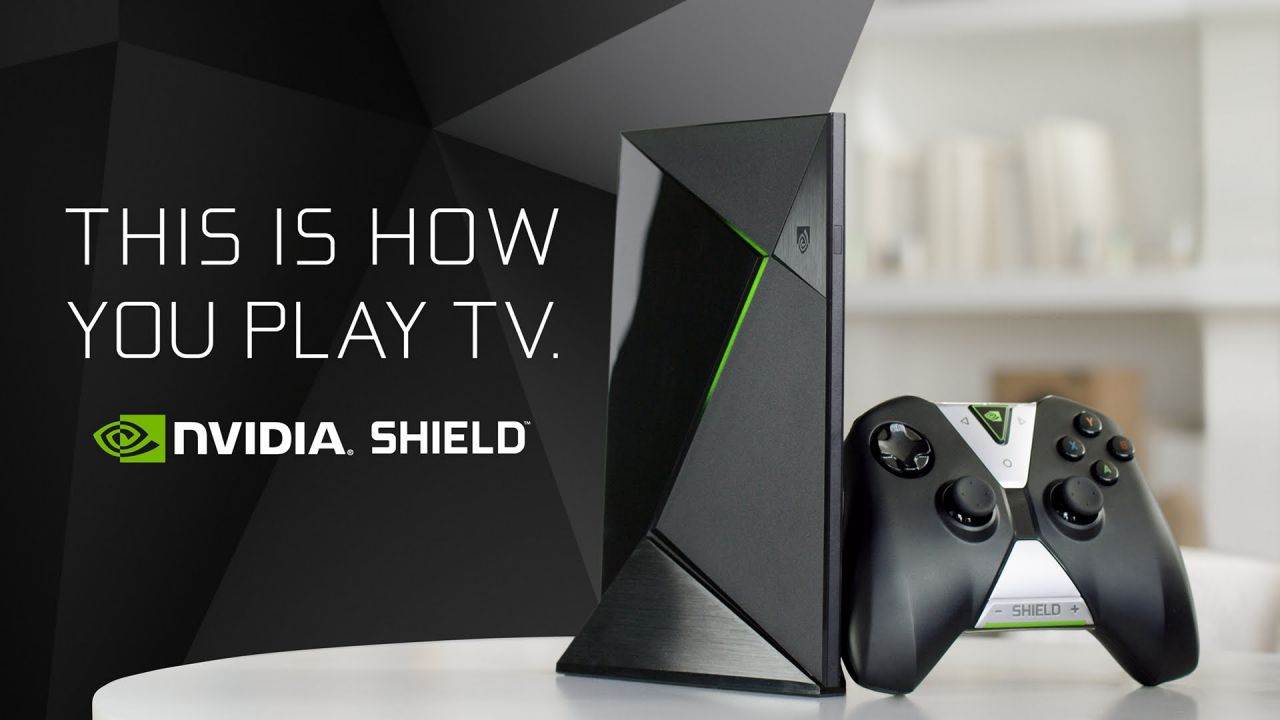 NVIDIA SHIELD Android TV è pronto a debuttare in Italia