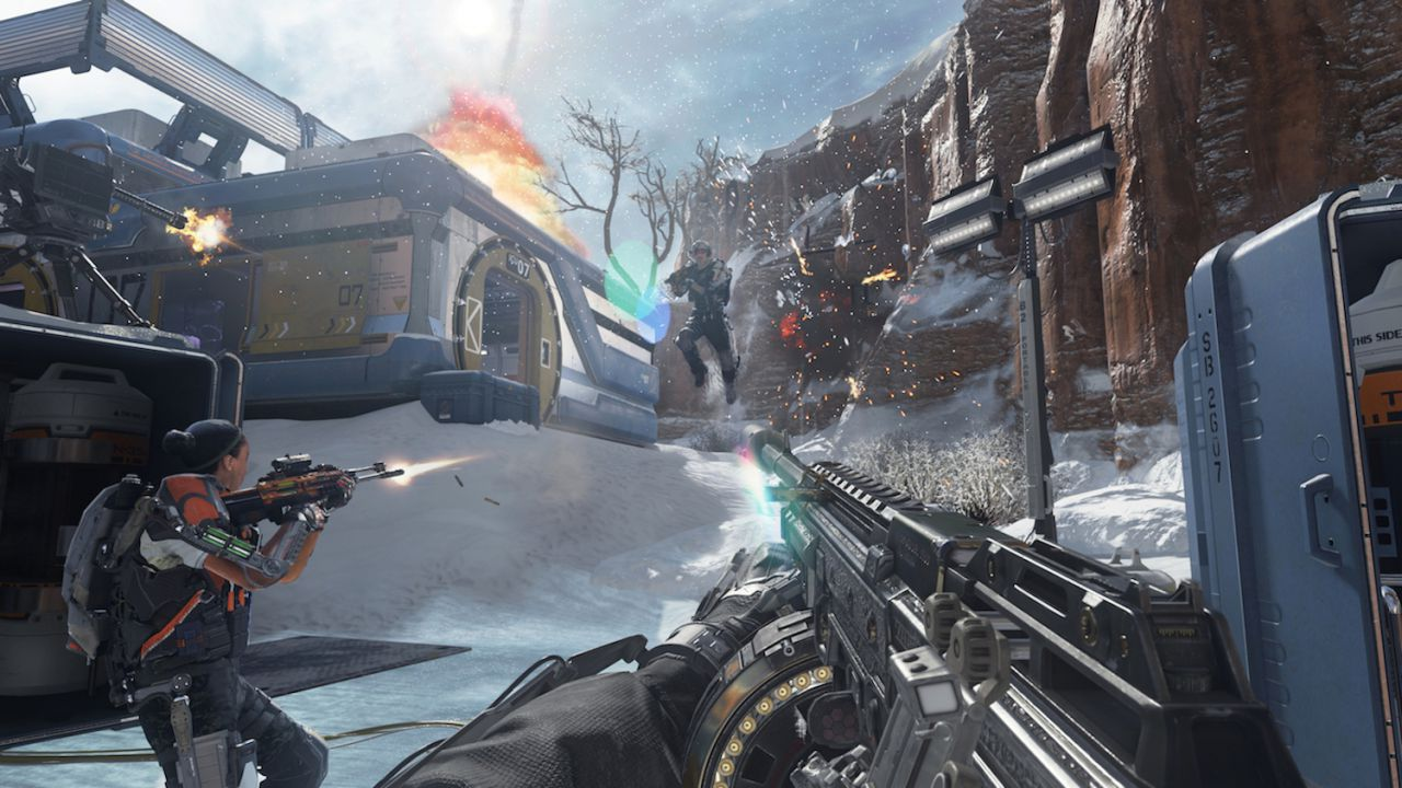 NXG Rapid a Los Angeles per le finali del Call of Duty Championship 2015