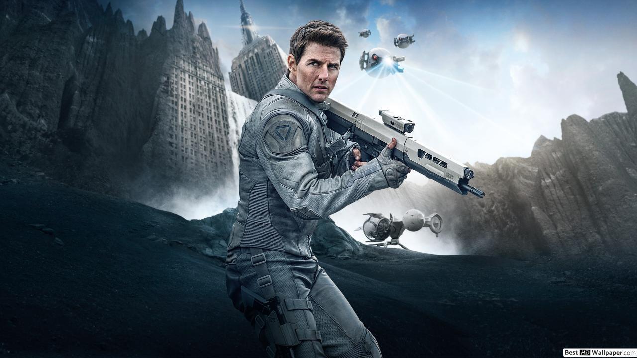 Oblivion avrà mai un sequel? Le curiosità sul film sci-fi con Tom Cruise