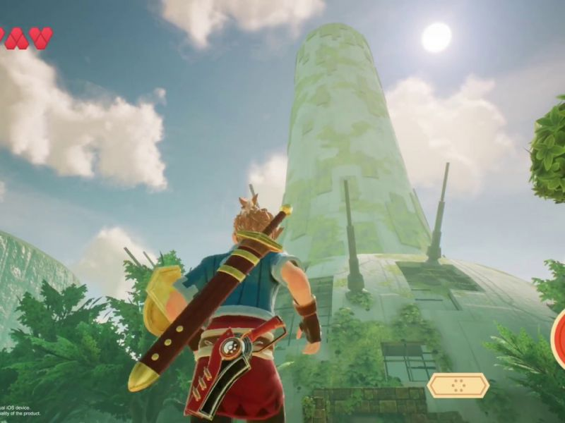 Oceanhorn 2: the Zelda-like coming to PC, PlayStation 5 and Xbox Series X | S