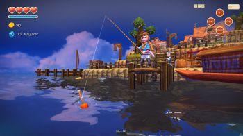 Oceanhorn arriva a settembre su PlayStation 4 e Xbox One