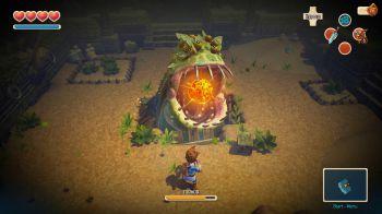 Oceanhorn: Monster of Uncharted Seas in arrivo su PS Vita