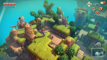 Oceanhorn: un video gameplay per l'avventura iOS che si ispira a Zelda