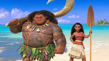 Oceania: ecco le nuove voci e i nuovi personaggi