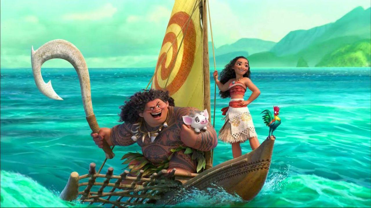 Oceania: un nuovo trailer italiano per il cartone Disney di Natale
