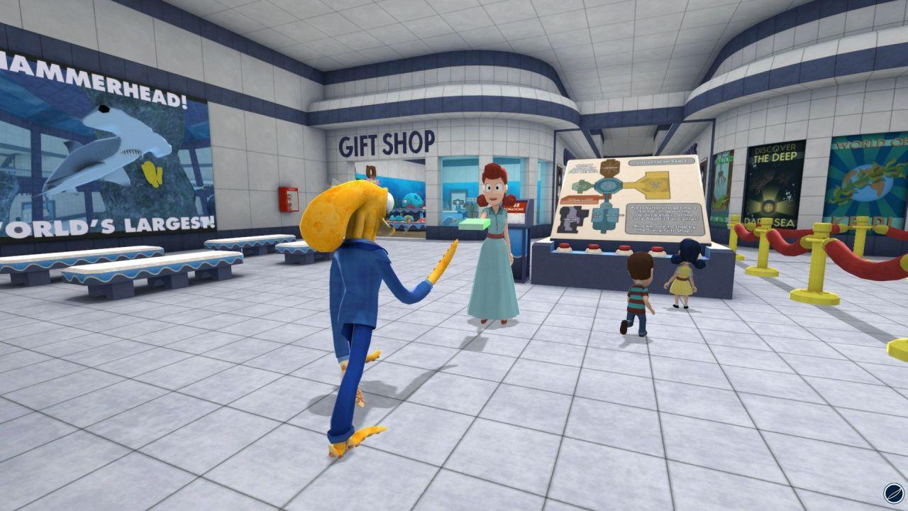 Octodad Dadliest Catch arriverà su Wii U in estate