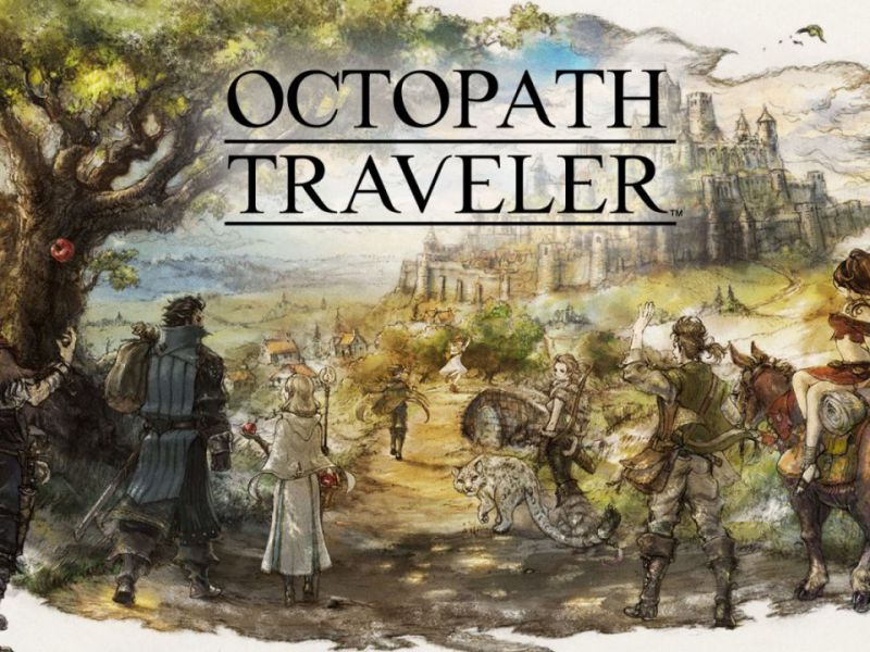Octopath Traveler has reached 2.5 million copies sold