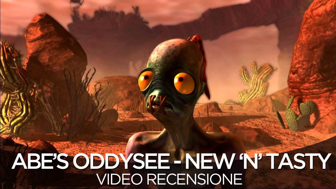 Oddworld: Abe's Oddysee New N' Tasty: rilasciate nuove immagini