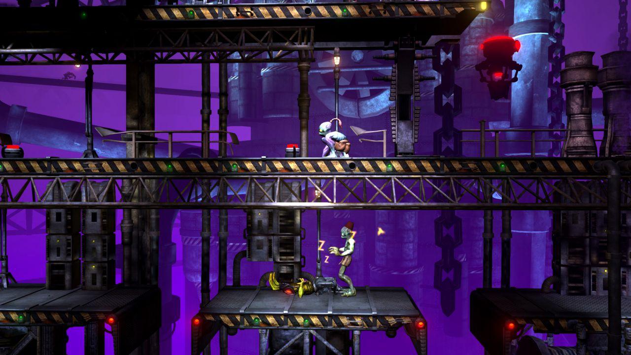Oddworld Abe's Oddysee New 'n' Tasty sarà disponibile su Xbox One dal 27 marzo