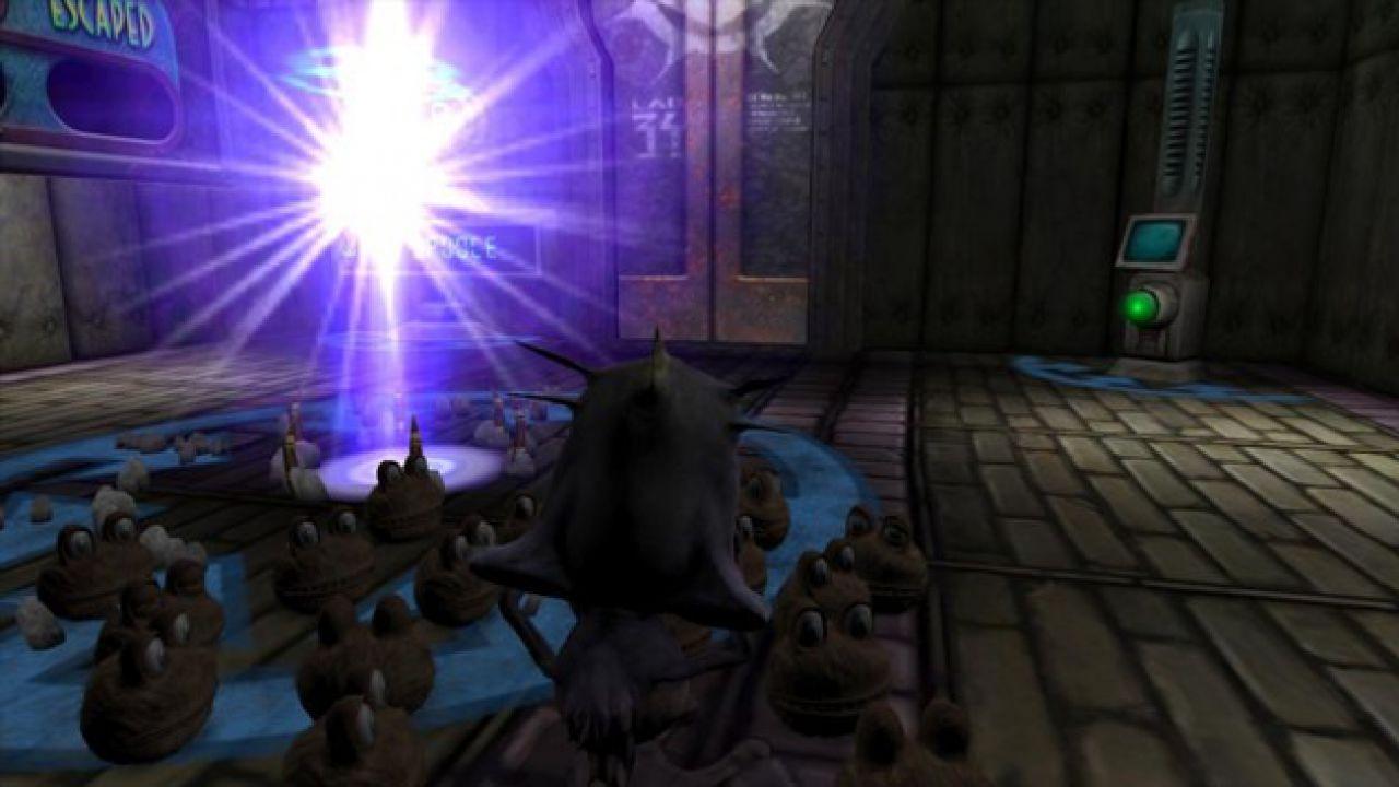 Oddworld: Munch's Oddysee HD: nessun piano per il rilascio su Wii U