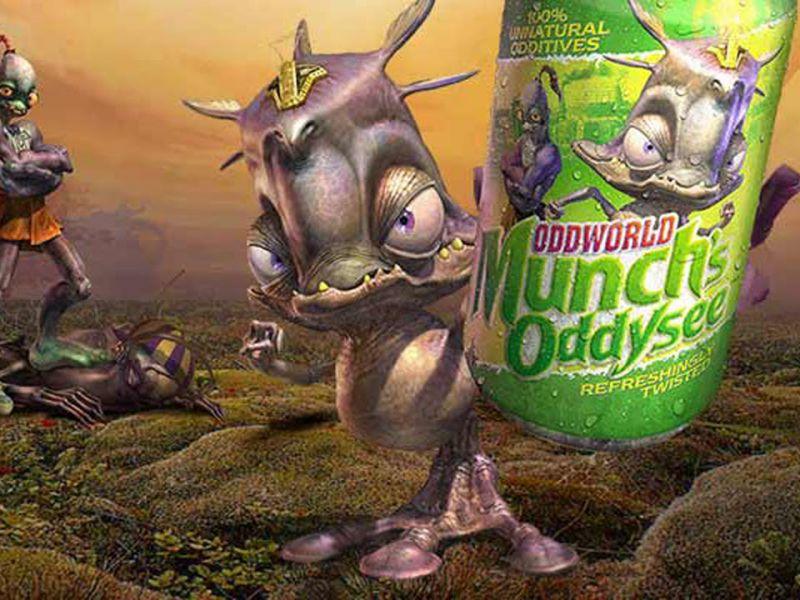Oddworld Munch''s Oddysee: Limited Run realizzerà una versione retail