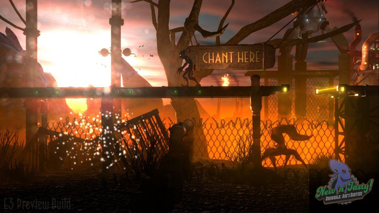 Oddworld: New 'n' Tasty arriverà anche su Xbox One