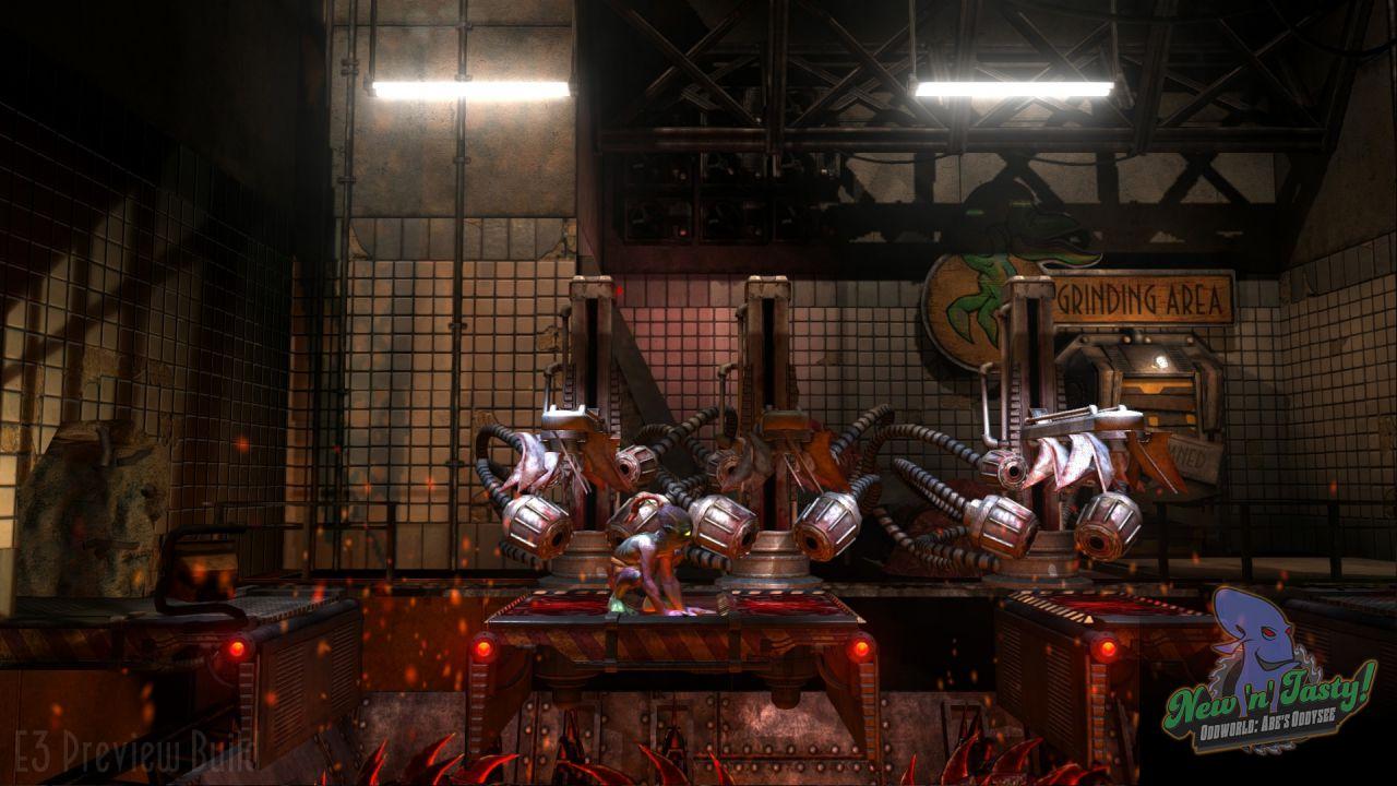Oddworld: New 'n' Tasty arriverà su Xbox One come parte del progamma ID@Xbox