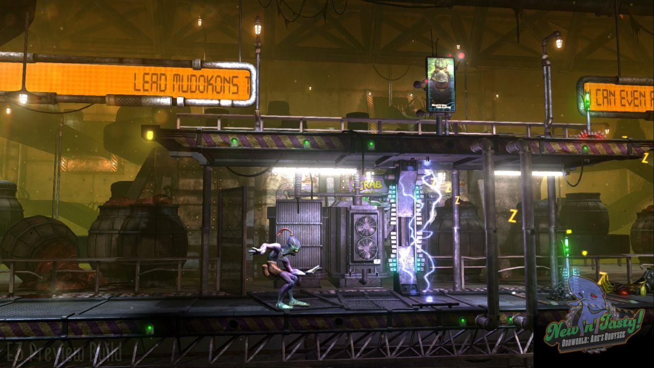 Oddworld: New n Tasty: dal suo successo dipende il futuro della serie
