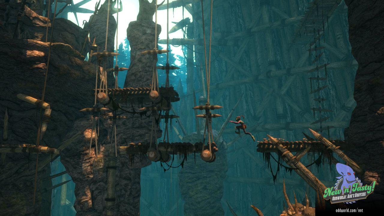 Oddworld New 'n' Tasty: data di uscita per le versioni PC e Xbox One