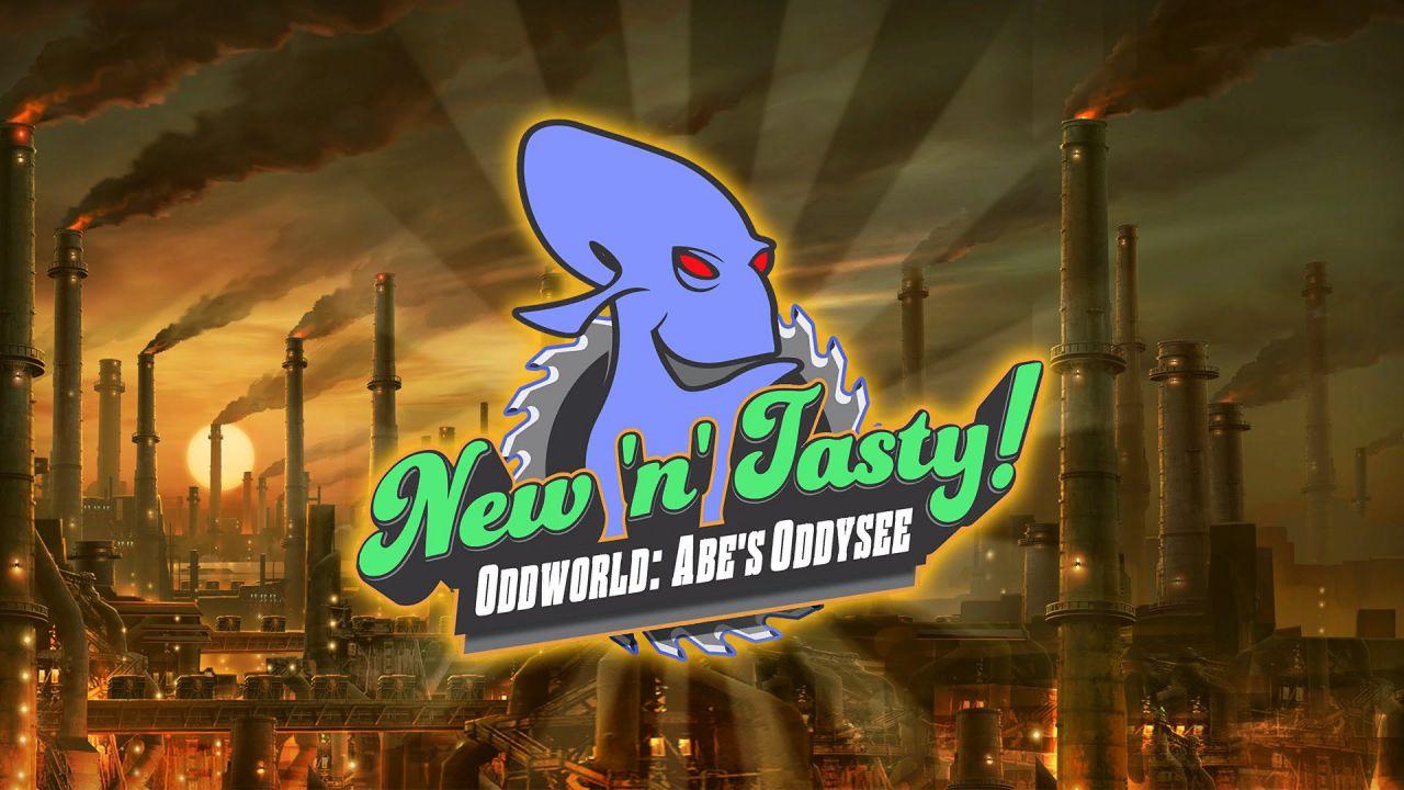 Oddworld New 'n' Tasty debutta il 19 gennaio su PlayStation Vita