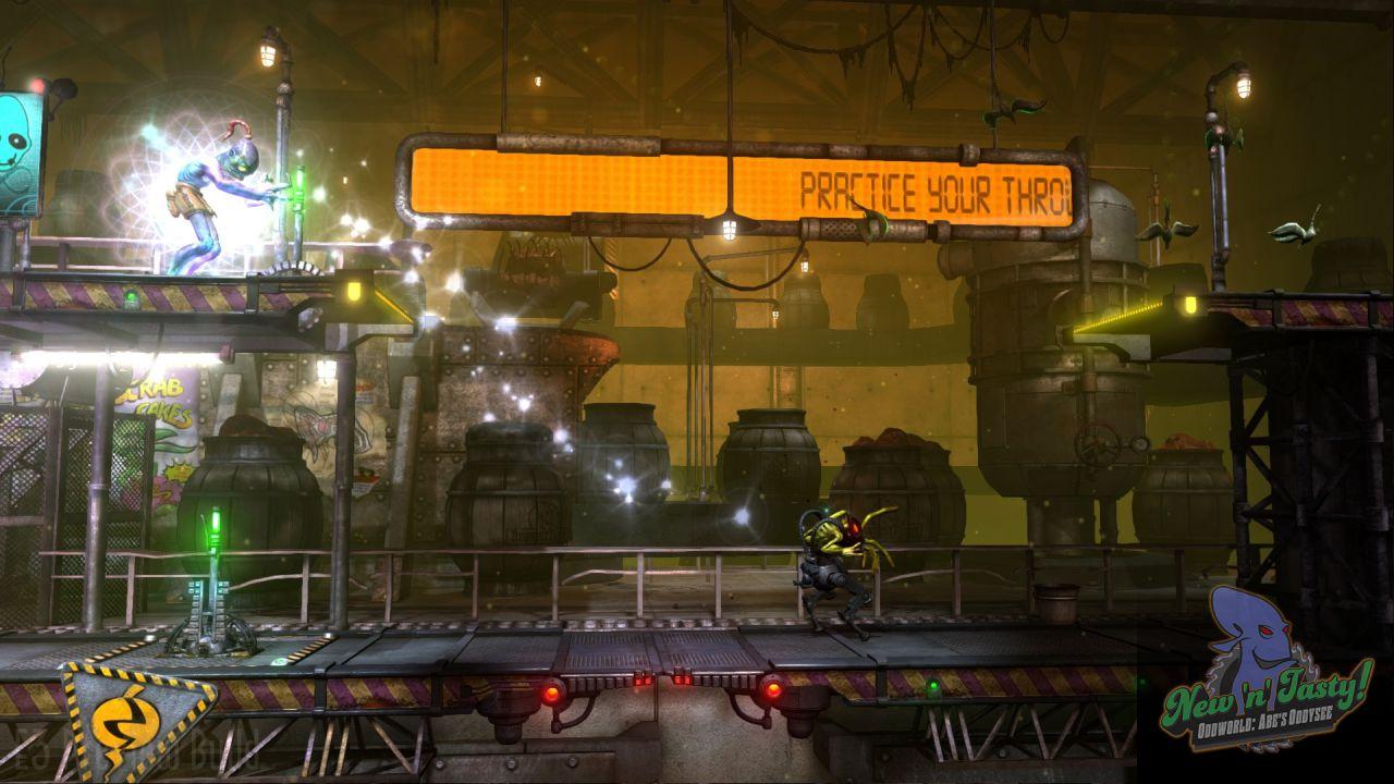 Oddworld: New 'n' Tasty in arrivo anche per Xbox One?