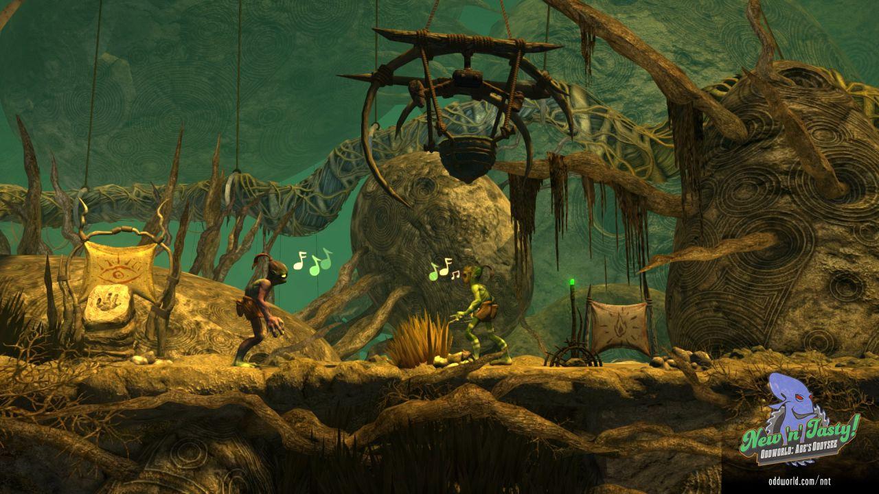 Oddworld: New 'n' Tasty, in arrivo il DLC Alf's Escape