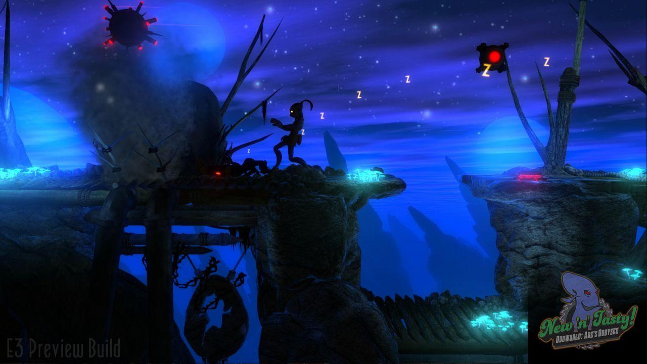 Oddworld: New 'n' Tasty, nuove immagini, prezzi e informazioni sulla data di uscita