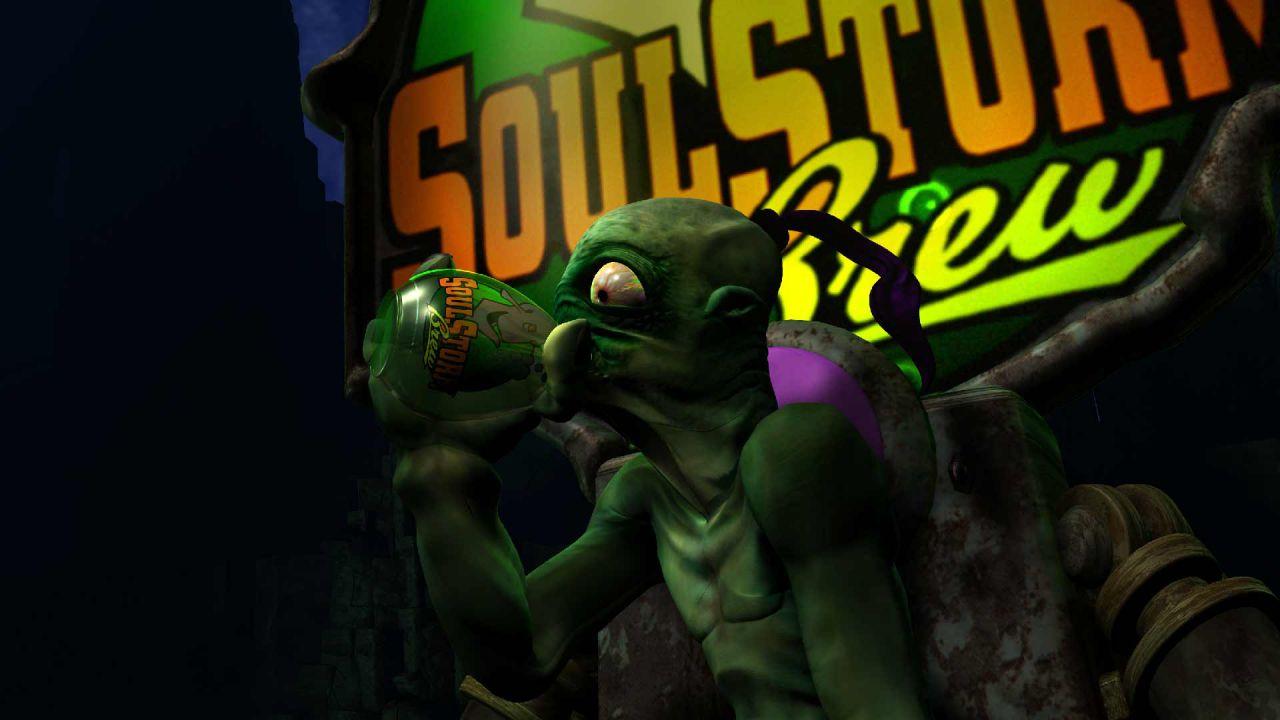 Oddworld Soulstorm sarà una reinterpretazione di Abe's Exoddus