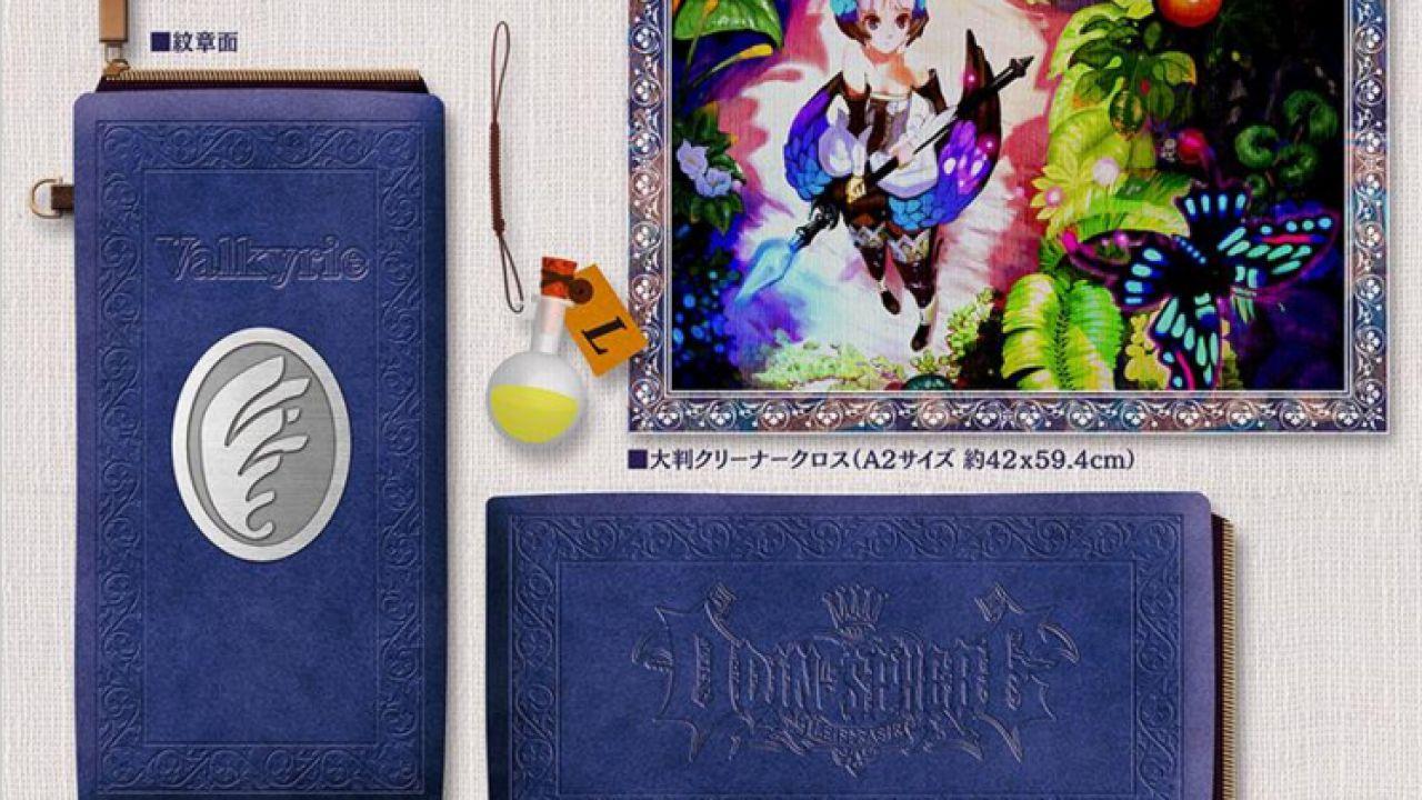 Odin Sphere Leifthrasir: ecco gli accessori per Playstation Vita