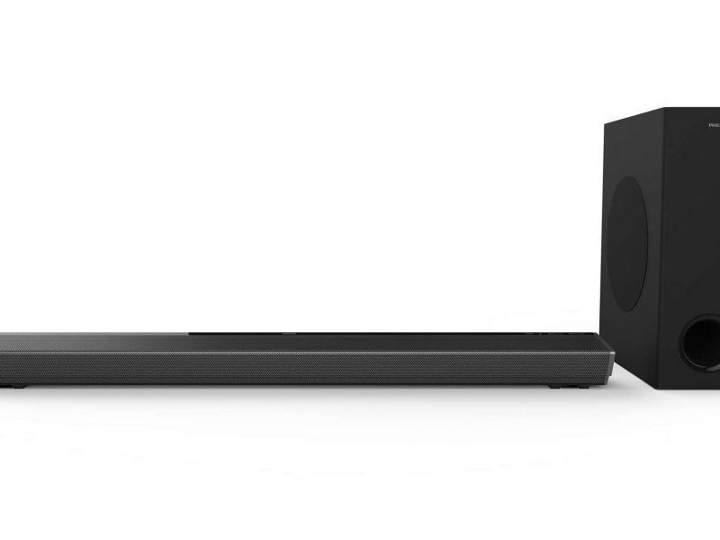 Offerte Monclick: 100 Euro di sconto su una soundbar Dolby Atmos Philips