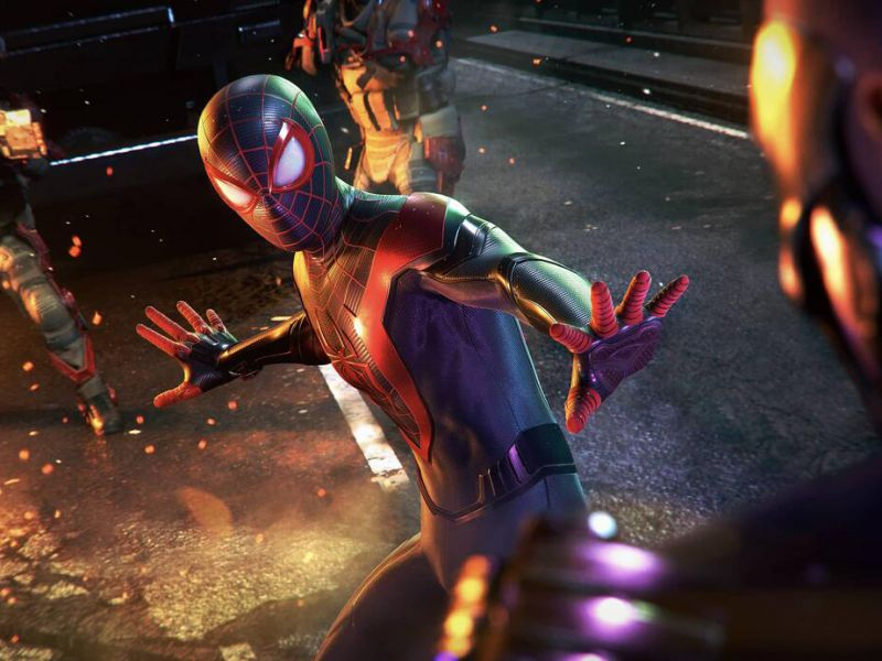 PS5 offers from GameStopZing: buy Spider-Man Miles Morales + PSN Card and save