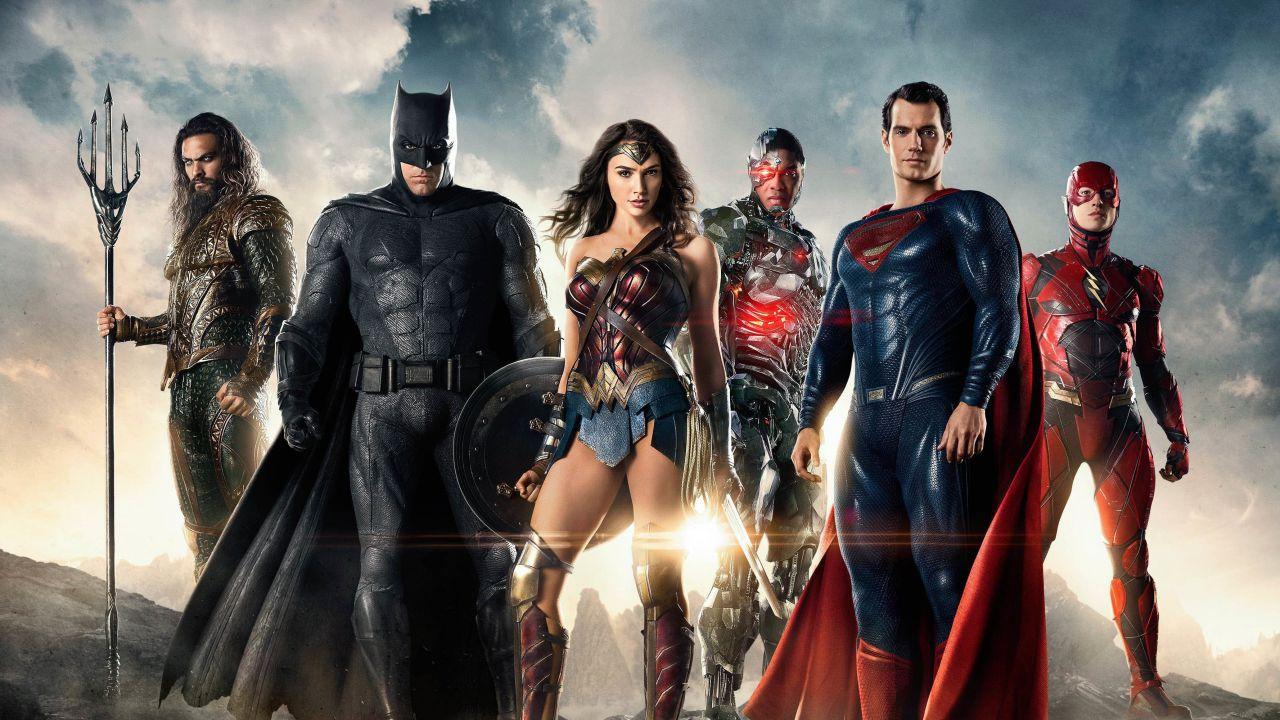 Oggi sarebbe dovuto essere il giorno di Justice League 2!