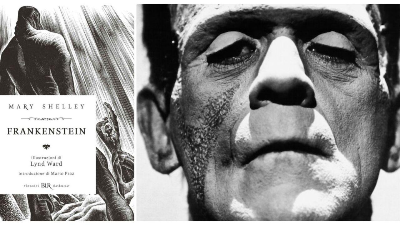 Oggi è il 'Frankenstein Day' in onore della scrittrice del romanzo, Mary Shelley