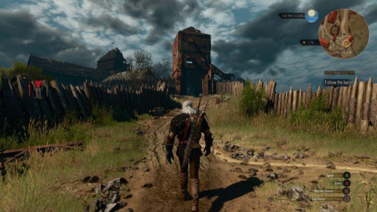 Ogni ambientazione di The Witcher 3 avrà la propria colonna sonora