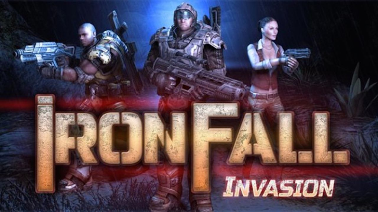 Oltre 300.000 download per IronFall Invasion