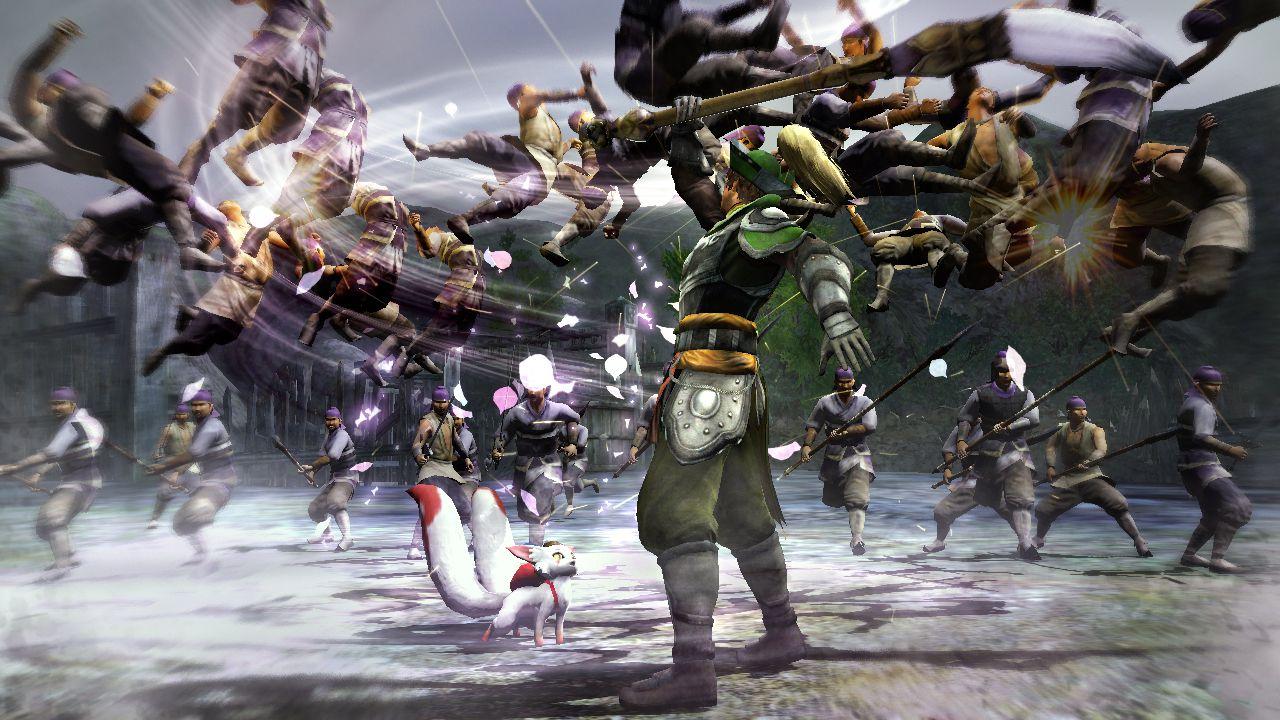 Omega Force: sito teaser del nuovo gioco che verrà annunciato all'E3