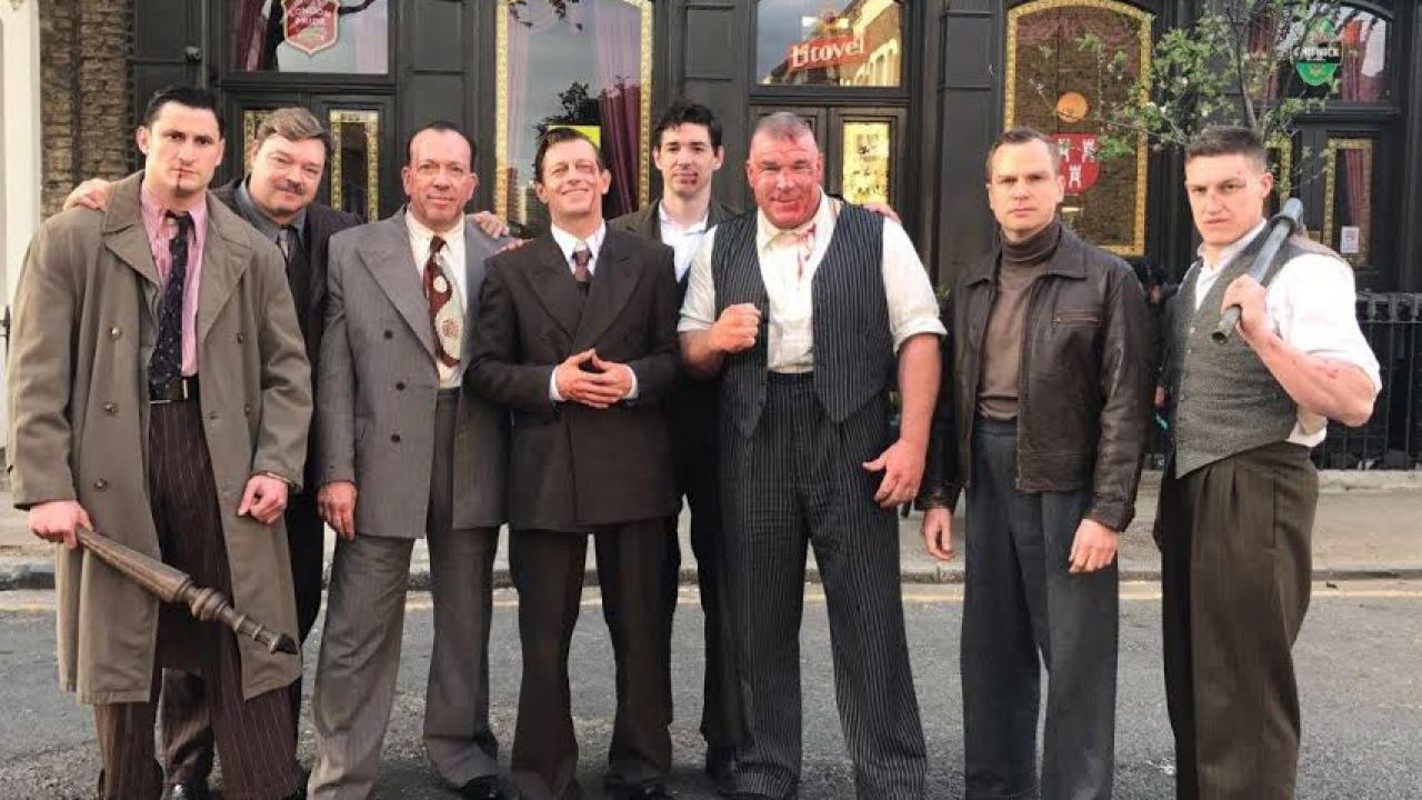 Once Upon a Time in London: iniziate le riprese del film sui gangster inglesi