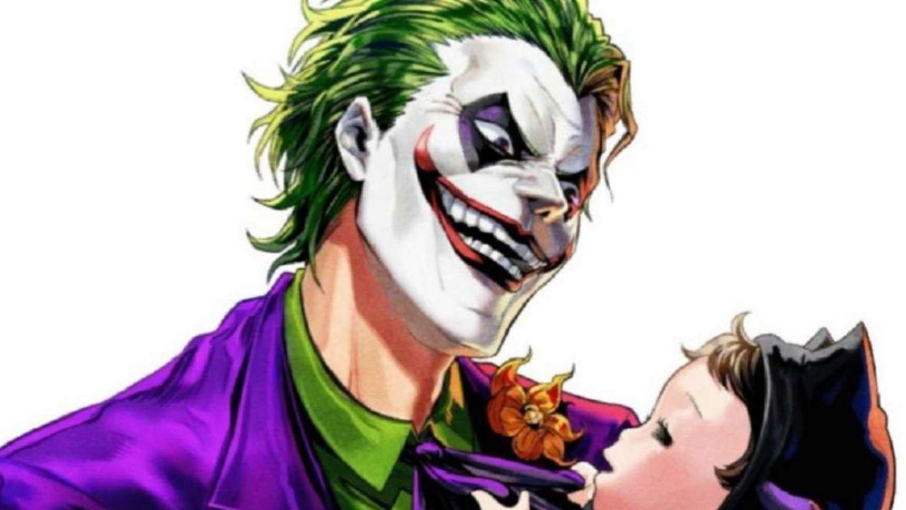 One OP Joker: il principe del crimine crescerà un bambino nel nuovo manga di Kodansha e DC