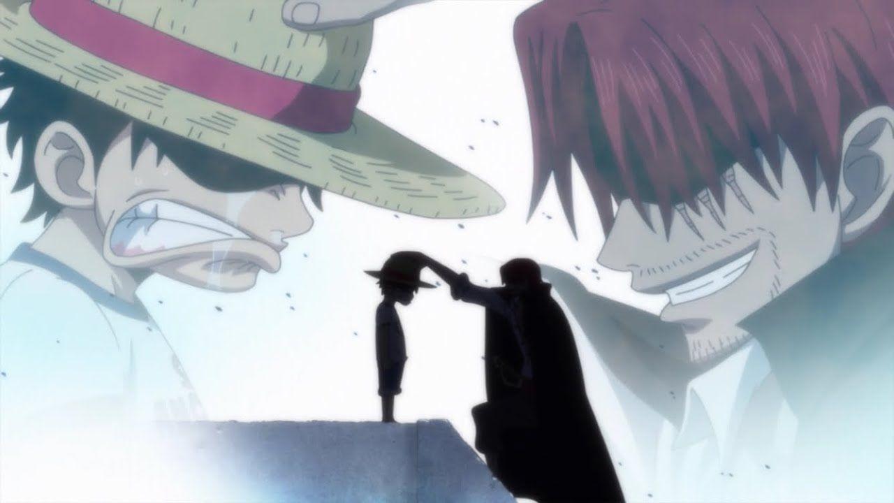 ONE PIECE: 21 anni fa Luffy riceveva il suo prezioso cappello di paglia