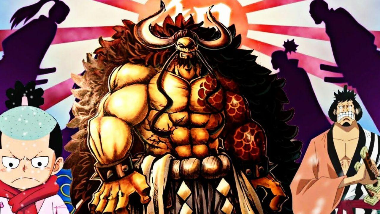 ONE PIECE 982 è su MangaPlus: la crudeltà di Orochi e il caos che divampa