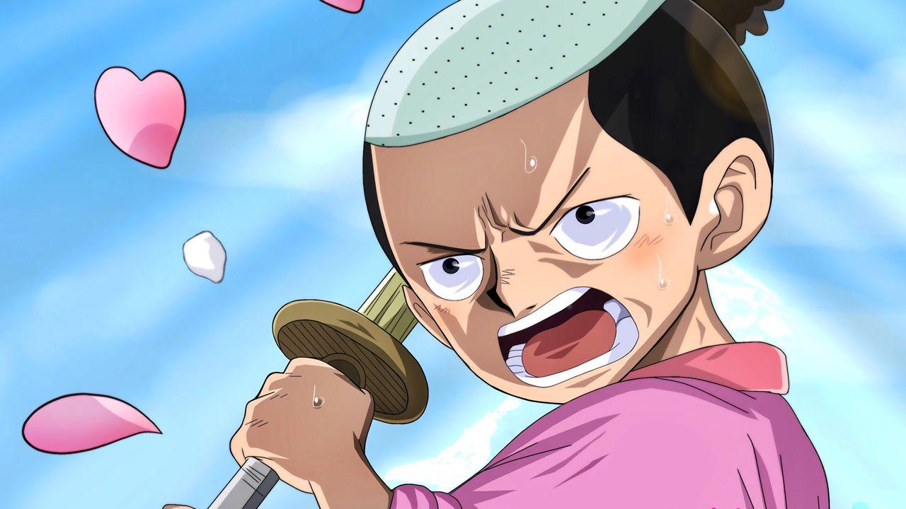 ONE PIECE 986 e l'orgoglio di un Kozuki: ecco la reazione eroica di Momonosuke
