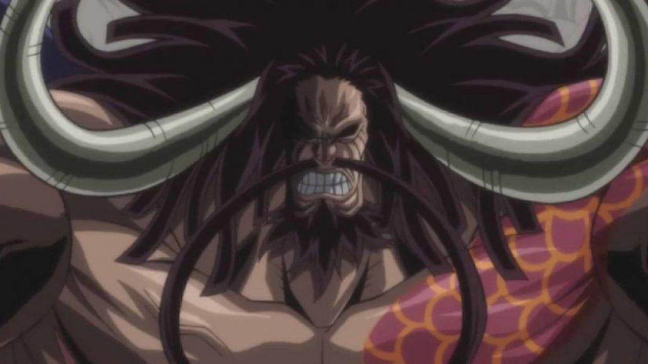 ONE PIECE 996: Kaido inizia un devastante contrattacco